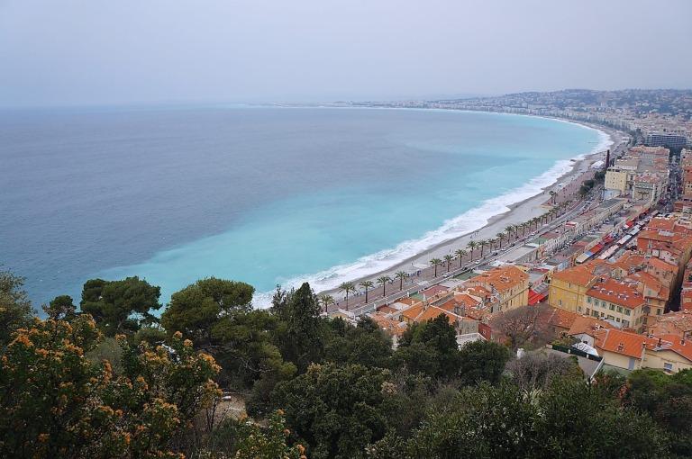 Von San Remo nach Nizza