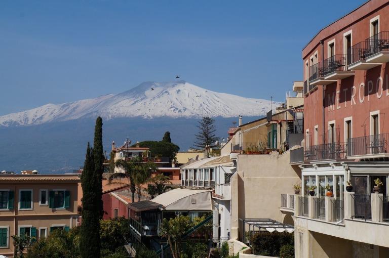 Ein Ausflug nach Taormina