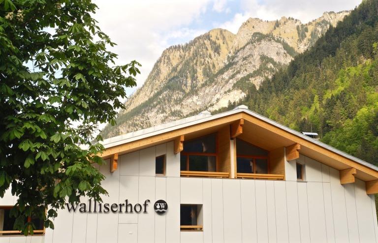 Der Walliserhof im Brandnertal
