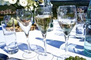 Champagner-Tasting