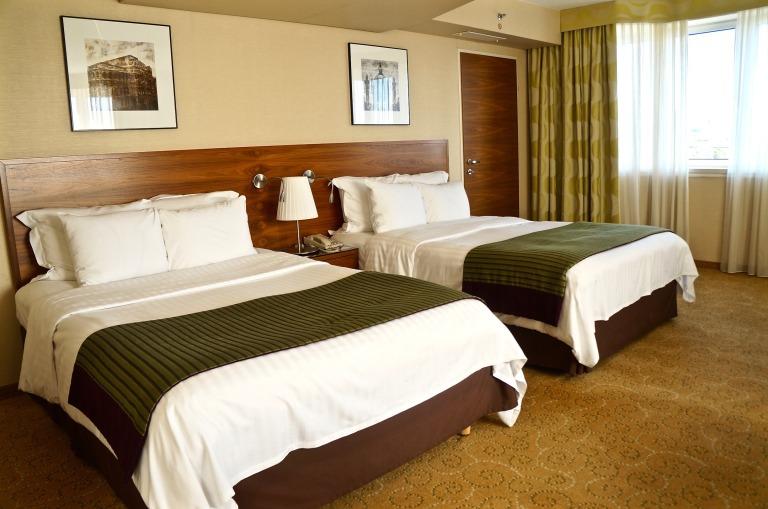 Hotelzimmer immer sofort fotografieren