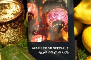 Arabische Hochsaison im Marriott