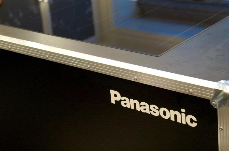 Panasonic stellt auch Hausgeräte her