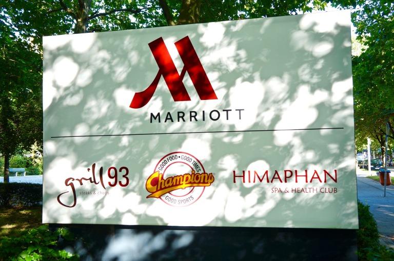Marriott Berliner Strasse München