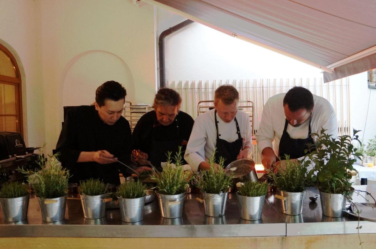 BBQ am Tegernsee mit Küchenchef Tobias Jochim