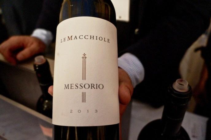 Le Macchiole Messorio 2013