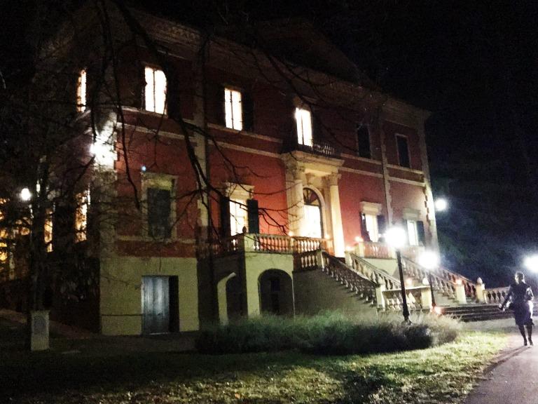 Palazzona Di Maggi, Alba, Sangiovese, Enologica, Spumante & Mortadella