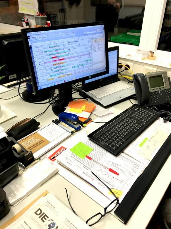 Planung & Organisation