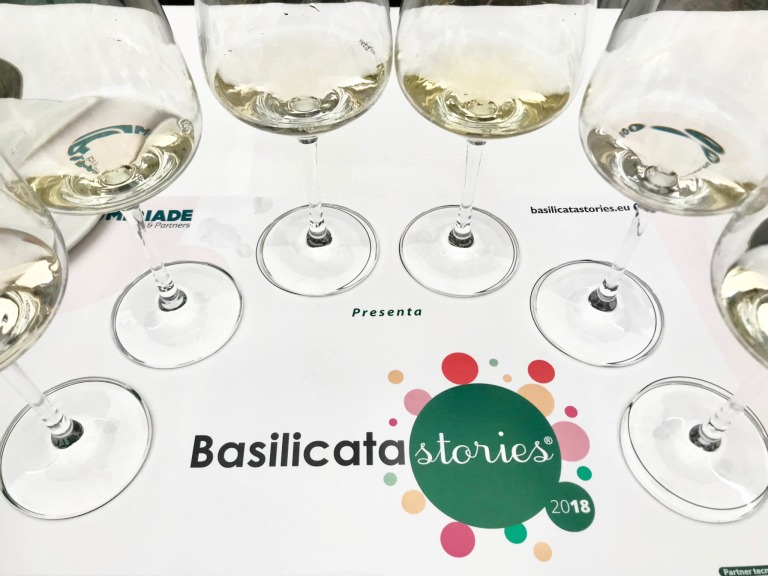 Basilicata Stories 2018 in Napoli und Caserta