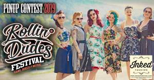 Pinup Contest 2019