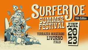 Surfer Joe Summer Festival