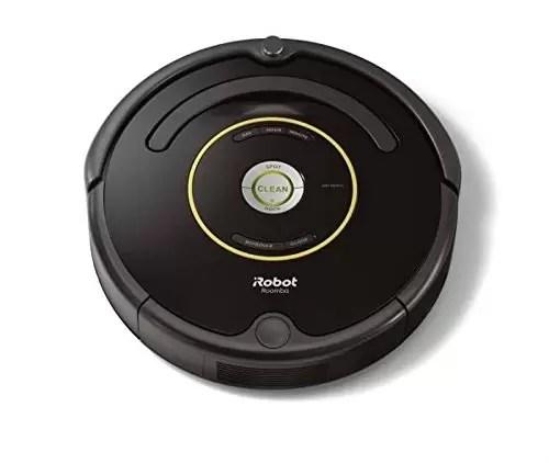 Robot limpieza roomba irobot roomba 650 robot aspirador potente sistema de limpieza con - Robot aspirador alfombras ...
