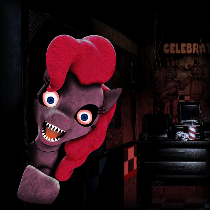 Five Freddys Souls Mlp Nights