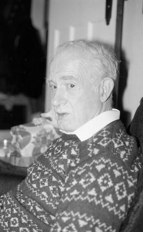 Dad Christmas 1985