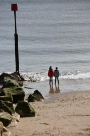 Children on beach 5