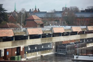 View from Travelodge window 2