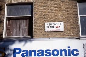 Newcastle Place W2 2