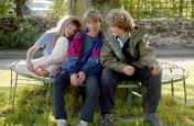 Louisa, Sam, and James 17.8.92 3