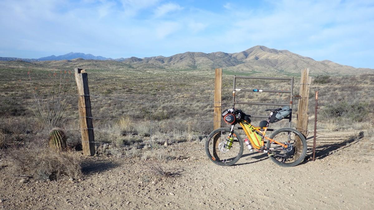 Green Gate towards Tucson.