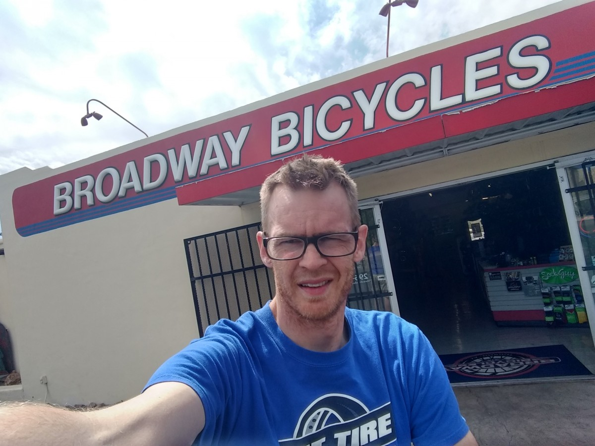 Broadway Bicycles Tuscon