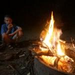 Campfire - Dinosaur Valley State Park