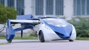 A real flying car: AeroMobil