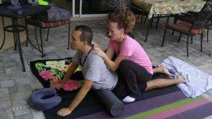 yoga is good