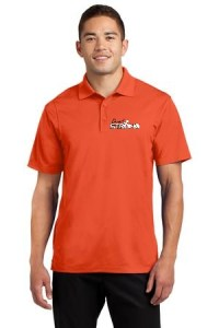 Derrik Strong polo shirt