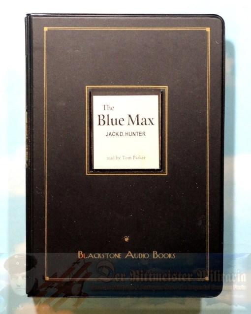 JACK D. HUNTER - AUDIO CASSETTES - THE BLUE MAX - Imperial German Military Antiques Sale