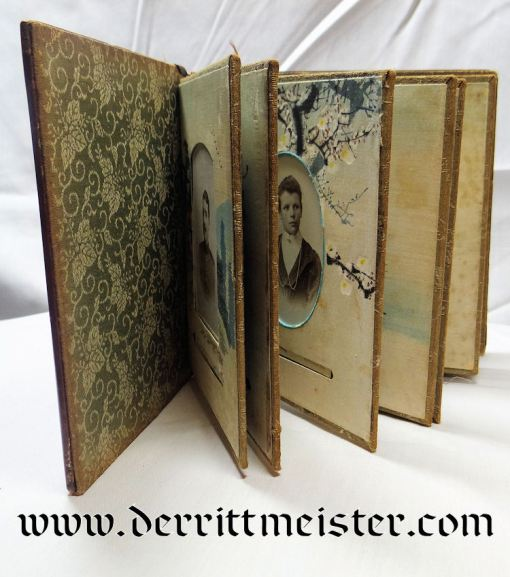 JAPANESE COLONIAL - PHOTO ALBUM - Imperial German Military Antiques Sale