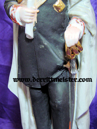 PRUSSIA - STATUETTE - KAISER FRIEDRICH III - Imperial German Military Antiques Sale
