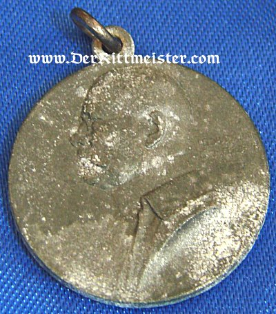 PATRIOTIC PENDANT - AUSTRIAN GENERAL - Imperial German Military Antiques Sale