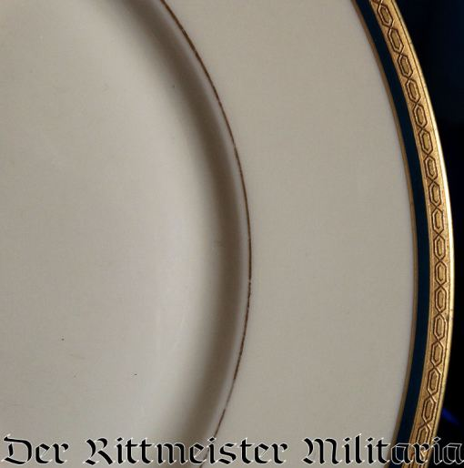 GERMANY - PLATE - ZEPPELIN - Imperial German Military Antiques Sale