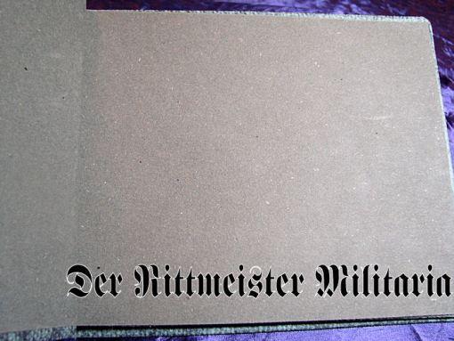 ALBUMS - PHOTOGRAPHS/POSTCARDS - Imperial German Military Antiques Sale