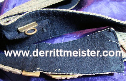 REICHSMARINE OFFICER - BROCADE BELT - BUCKLE - PHOTOGRAPH - Imperial German Military Antiques Sale