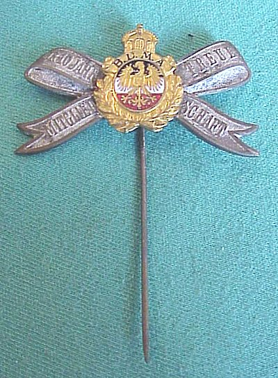 GERMANY - STICKPIN - VETERAN GROUP - Imperial German Military Antiques Sale