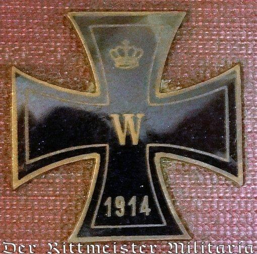 "PATRIOTIC BOX - ""Kriegs - Erinnerungen 1914/15"" - Imperial German Military Antiques Sale"