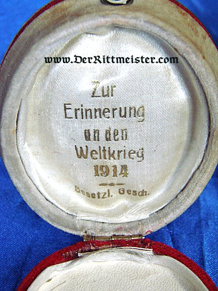 PRUSSIA - JEWELRY BOX - REPRESENTING THE GARDE du CORPS - Imperial German Military Antiques Sale