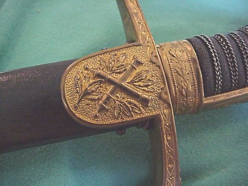 PRUSSIA - SWORD - PRESENTATION - ARTILLERY - LIONSHEAD - Imperial German Military Antiques Sale