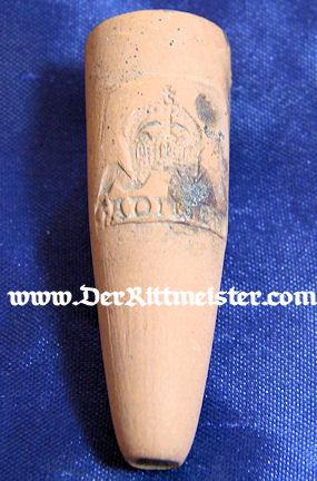 CADINEN CIGARETTE HOLDER - KAISER WILHELM II - Imperial German Military Antiques Sale
