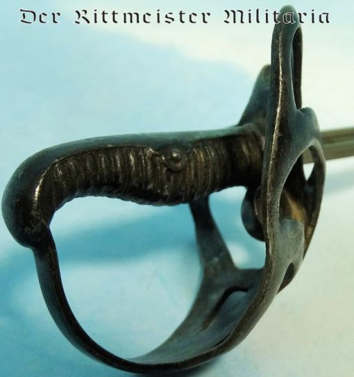 GERMANY - SWORD - MINIATURE - Imperial German Military Antiques Sale
