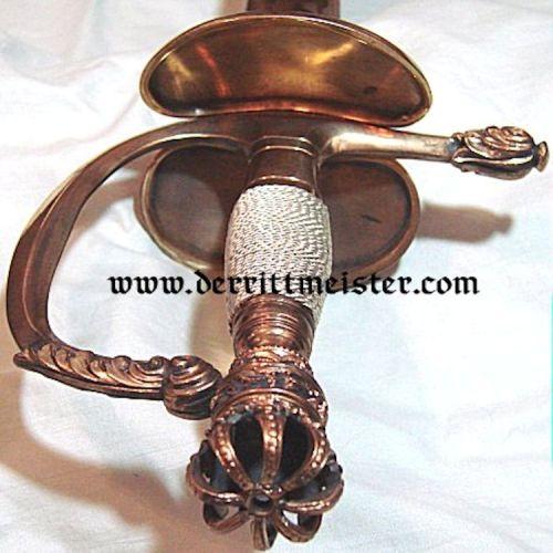 PRUSSIA - SWORD - OFFICER - SCHLOß-GARDE-KOMPAGNIE - Imperial German Military Antiques Sale