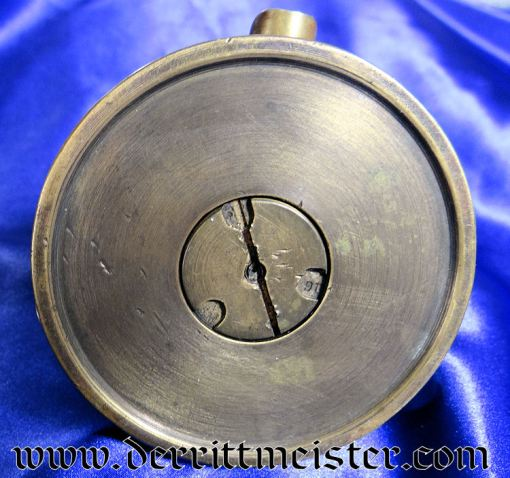 SMALL CALIBER CANNON PROJECTILE ASHTRAY - Imperial German Military Antiques Sale