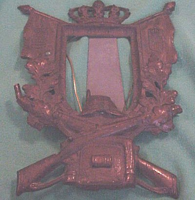 BAVARIA - FRAME - VETERANS - Imperial German Military Antiques Sale