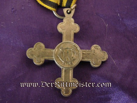 CHARLOTTEN KREUZ - WÜRTTEMBERG - Imperial German Military Antiques Sale