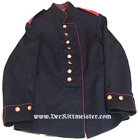 BAVARIA - TUNIC - ENLISTED MAN -  FELDARTILLERIE-REGIMENT Nr 4 - Imperial German Military Antiques Sale