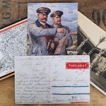 GERMAN POSTCARDS: Army Related