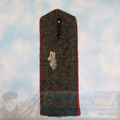 PRUSSIA - SHOULDER BOARD - ENLISTED MAN/NCO - PIONIER-BATAILLON NR 4