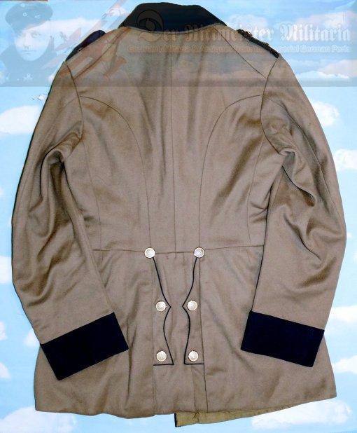 SOUTHWEST AFRICA - TUNIC - COLONIAL/HEIMETAT (HOME SERVICE) - OFFICER - FELDGRAU - Imperial German Military Antiques Sale