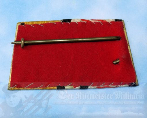 SOUTHWEST AFRICA - RIBBON BAR - TWO PLACE - Imperial German Military Antiques Sale